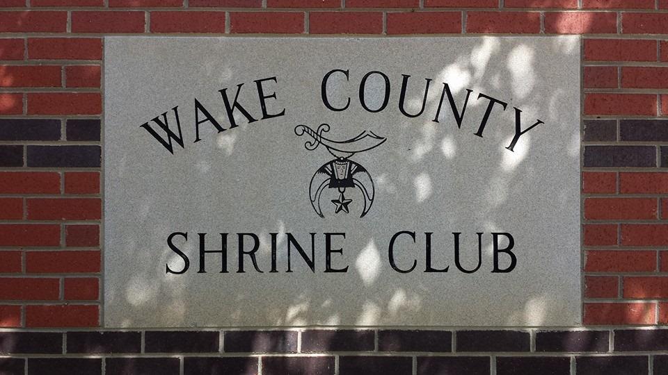 Wake County Shrine Club in Raleigh North Carolina